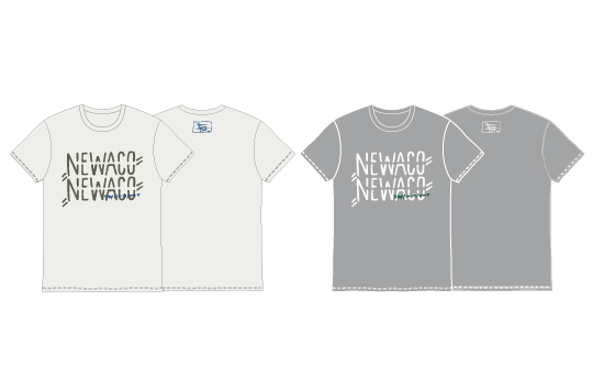 """OFFICIAL Tee """"LINE"""""""