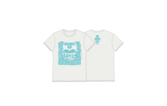 """OFFICIAL Tee """"FOREST"""""""