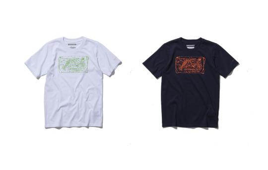 Columbia × NAC<br />ティートンスパイアーユースショートスリーブTシャツ(キッズサイズ)