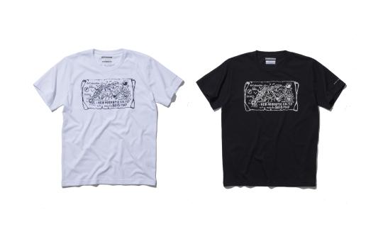 Columbia × NAC<br />ティートンスパイアーショートスリーブTシャツ